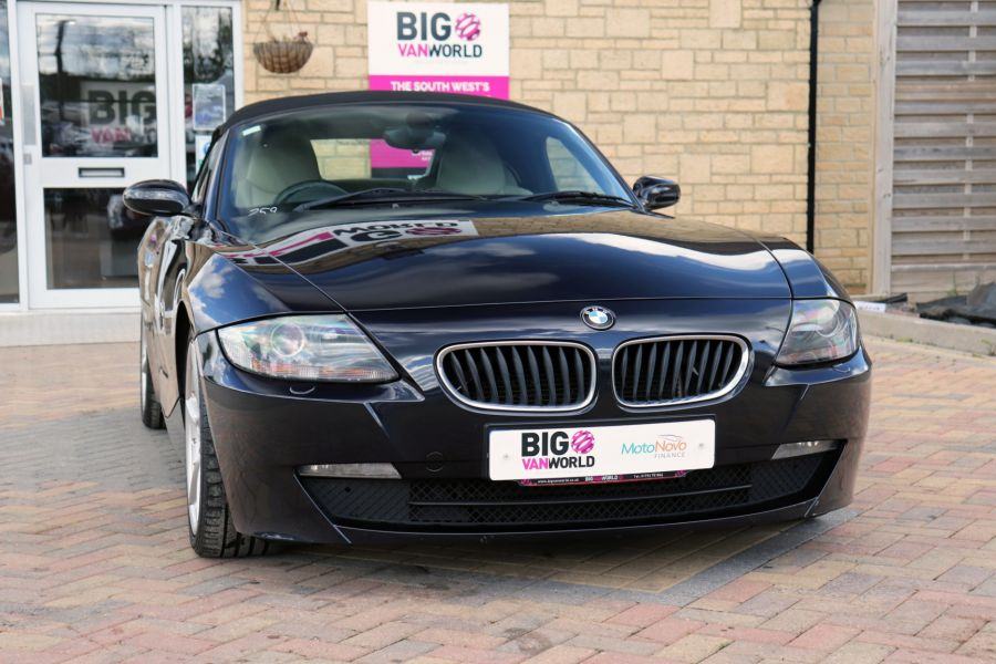 BMW Z SERIES Z4 2.0i SPORT ROADSTER 150 BHP CONVERTIBLE  (14313) - 12619 - 6