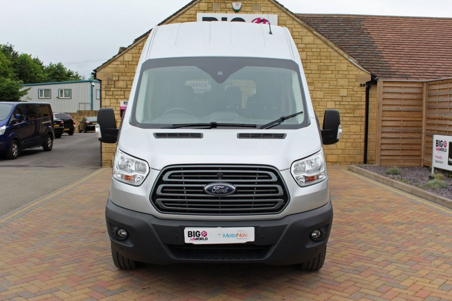 FORD TRANSIT 410 TDCI 155 L3 H3 TREND 15 SEAT BUS LWB HIGH ROOF RWD - 9126 - 10