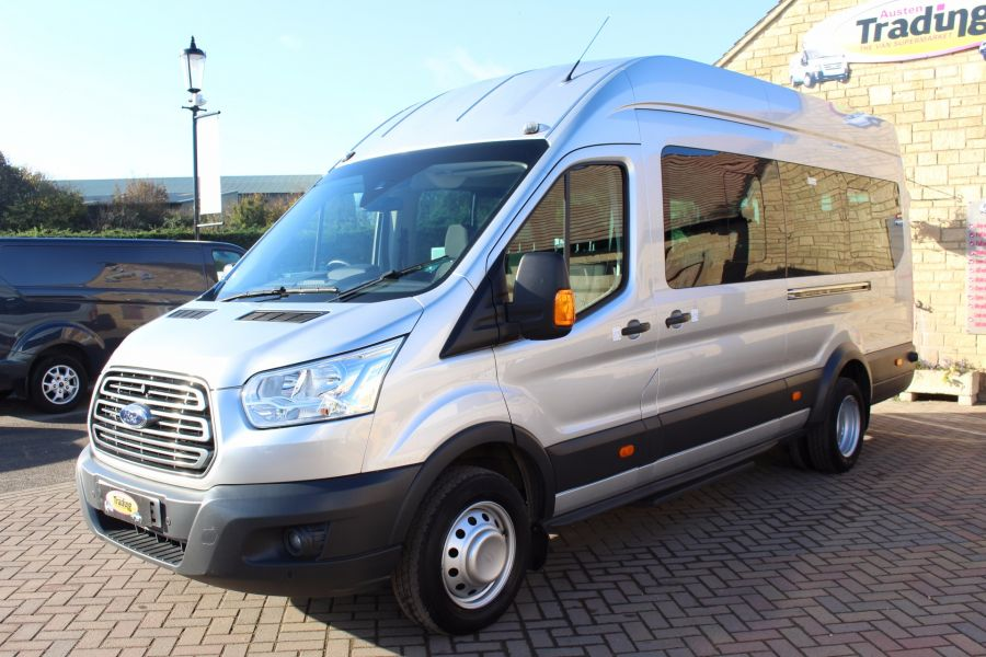 FORD TRANSIT 460 TDCI 155 L4 H3 TREND 18 SEAT BUS - 5330 - 6