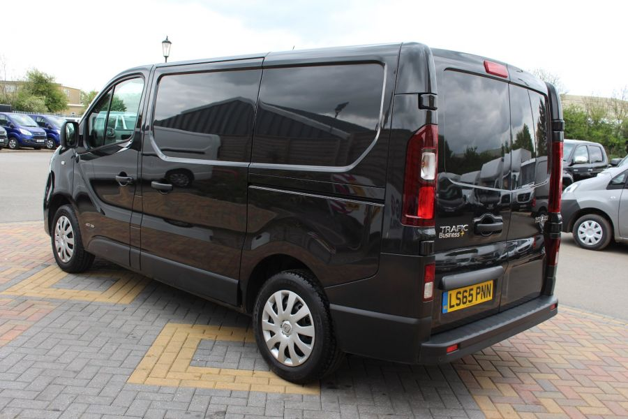 RENAULT TRAFIC SL27 DCI 115 BUSINESS PLUS SWB LOW ROOF - 9213 - 7