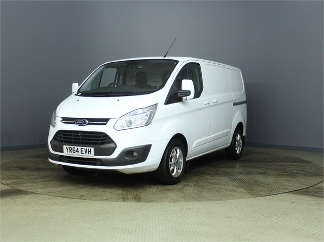 FORD TRANSIT CUSTOM 290 TDCI 155 L1 H1 LIMITED SWB LOW ROOF FWD - 7106 - 5
