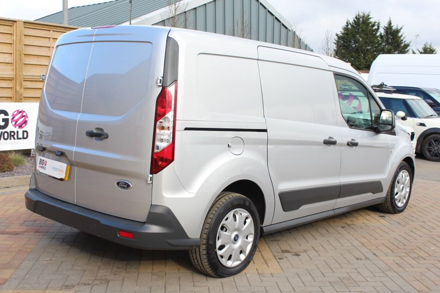 FORD TRANSIT CONNECT 240 TDCI 115 L2 H1 TREND DOUBLE CAB 5 SEAT CREW VAN - 7359 - 5