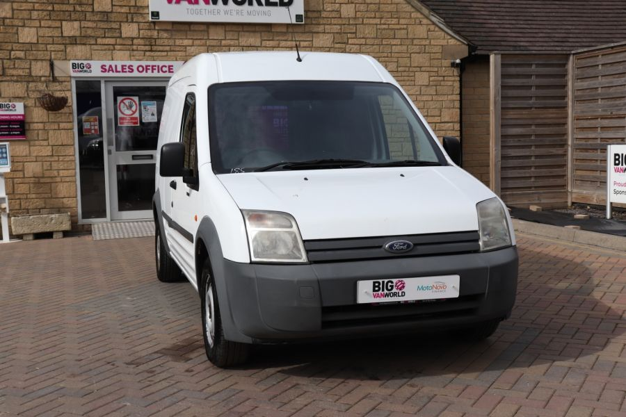 FORD TRANSIT CONNECT T230 L TDCI 90 LWB HIGH ROOF  (13914) - 12297 - 5