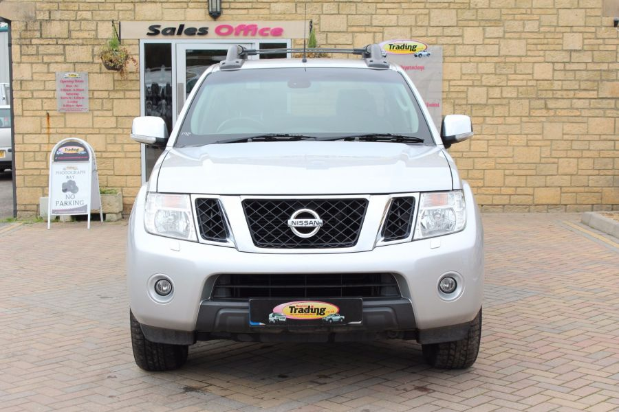 NISSAN NAVARA DCI 190 TEKNA CONNECT 4X4 DOUBLE CAB - 5188 - 7
