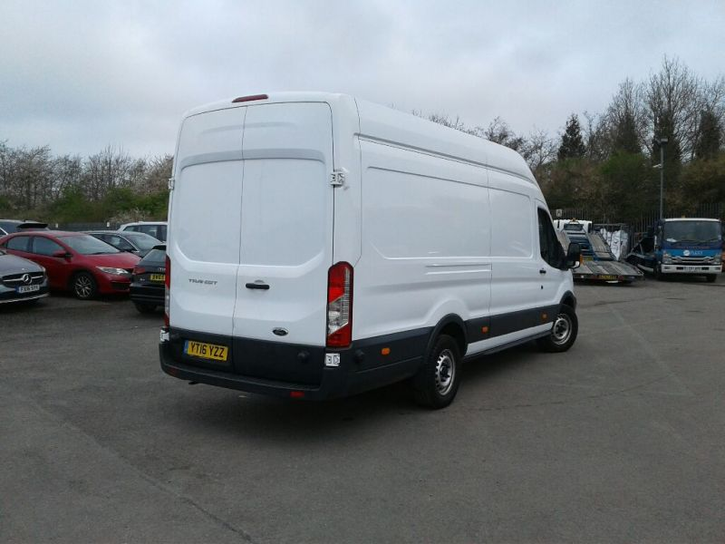 FORD TRANSIT 350 TDCI 155 L4 H3 JUMBO HIGH ROOF RWD - 9316 - 2