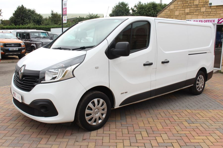 RENAULT TRAFIC LL29 DCI 115 L2 H1 BUSINESS+ PLUS LWB LOW ROOF - 6467 - 8
