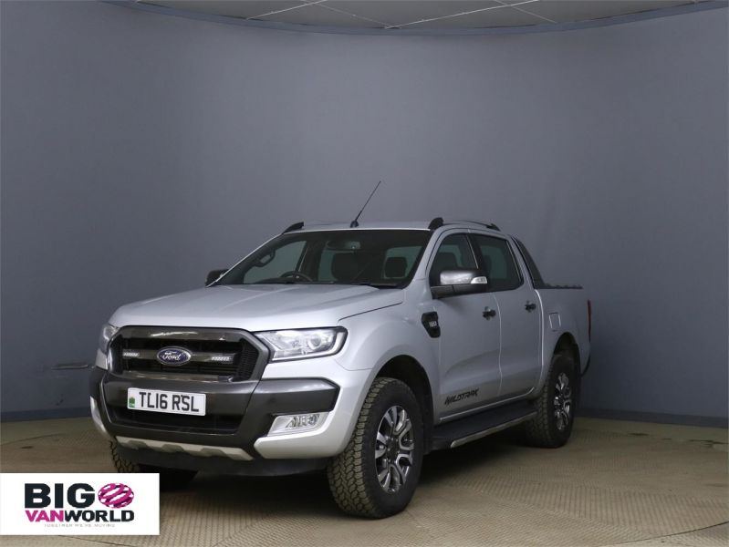 FORD RANGER WILDTRAK TDCI 200 4X4 DOUBLE CAB - 9529 - 5