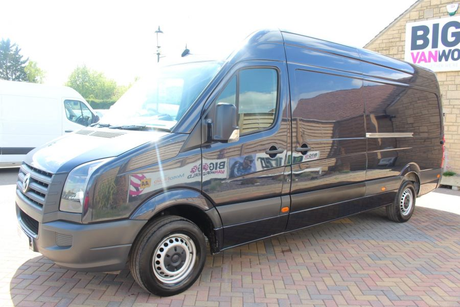 VOLKSWAGEN CRAFTER CR35 TDI 136 LWB HIGH ROOF - 7197 - 8