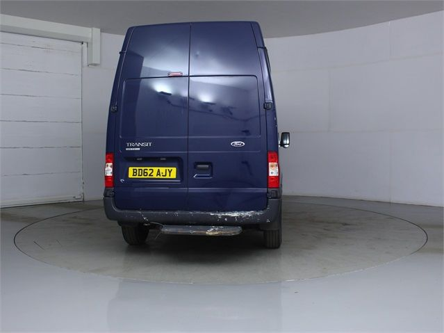 FORD TRANSIT 350 TDCI 125 TREND MWB HIGH ROOF FWD - 7095 - 3