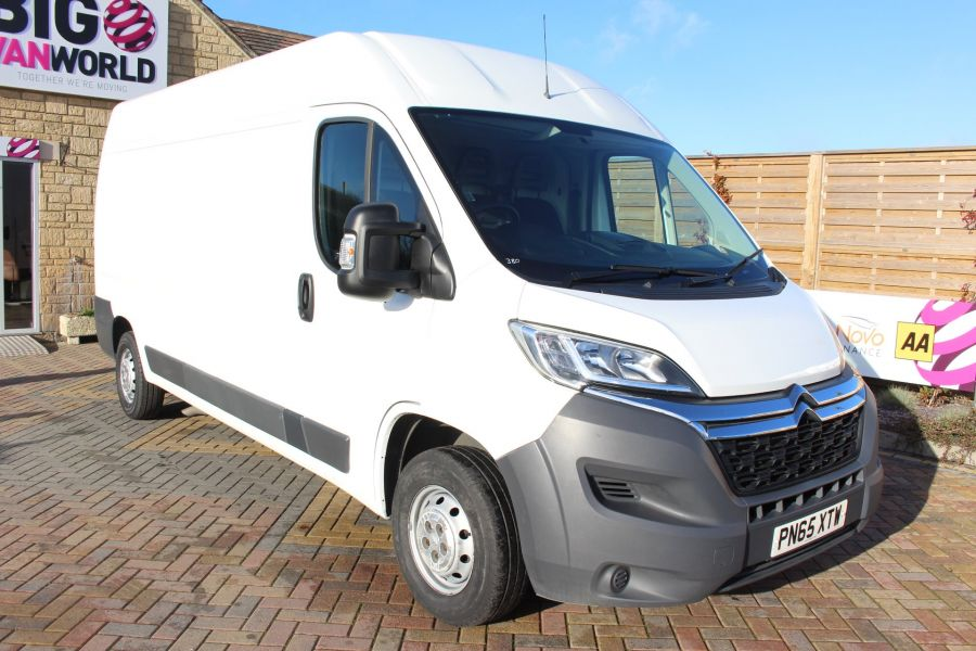 CITROEN RELAY 35 HDI 130 L3 H2 ENTERPRISE LWB MEDIUM ROOF - 8570 - 1