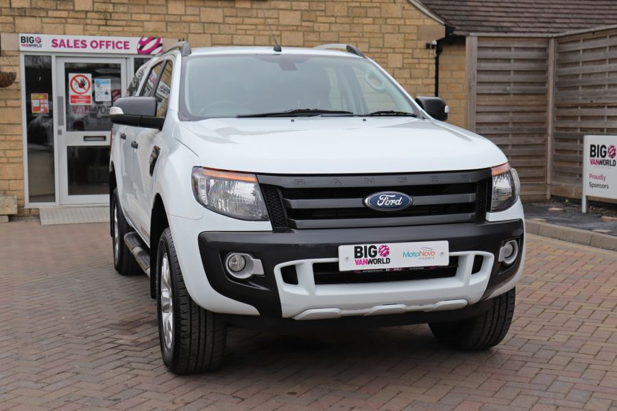 FORD RANGER TDCI 200 WILDTRAK 4X4 DOUBLE CAB WITH TRUCKMAN TOP  (13921) - 12353 - 6