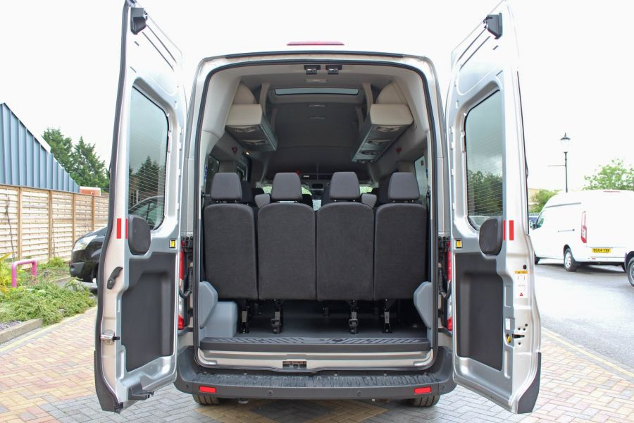FORD TRANSIT 410 TDCI 155 L3 H3 TREND 15 SEAT BUS LWB HIGH ROOF RWD - 9126 - 25