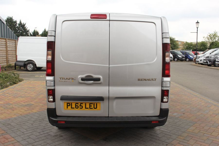 RENAULT TRAFIC SL27 DCI 120 BUSINESS PLUS ENERGY SWB LOW ROOF - 9258 - 6