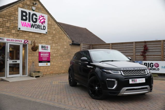 Used LAND ROVER RANGE ROVER EVOQUE in Used Cars Swindon for sale