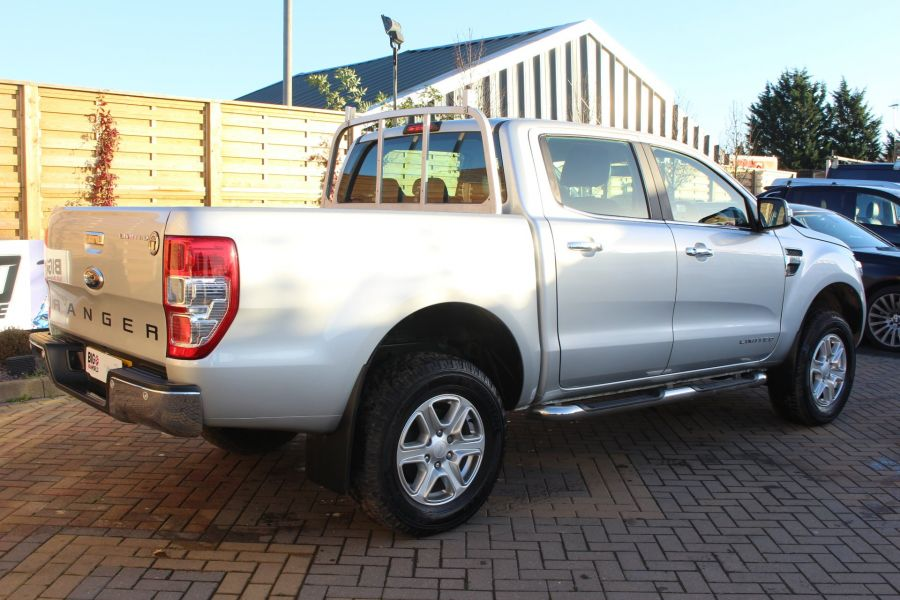 FORD RANGER TDCI 150 LIMITED 4X4  DOUBLE CAB - 6981 - 5
