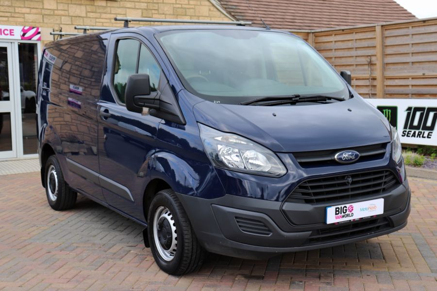 FORD TRANSIT CUSTOM 270 TDCI 100 ECO-TECH SWB LOW ROOF - 9707 - 3