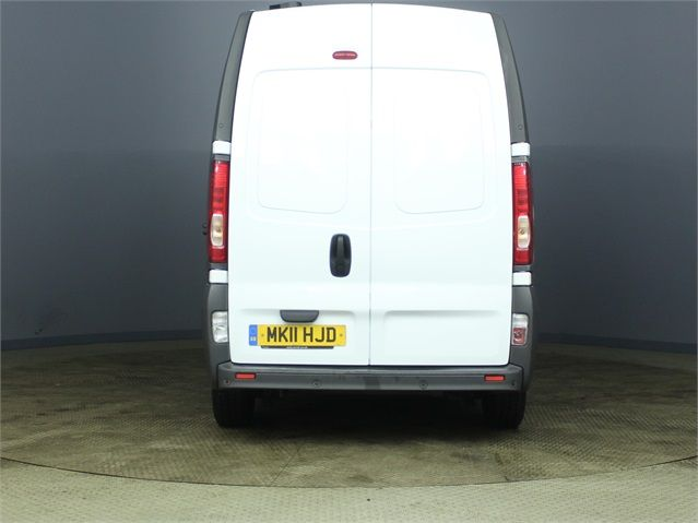 RENAULT TRAFIC LH29 DCI 115 LWB HIGH ROOF - 7202 - 3