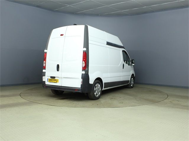 RENAULT TRAFIC LH29 DCI 115 LWB HIGH ROOF - 7435 - 2