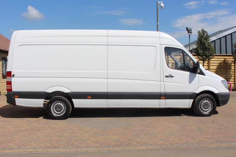 MERCEDES SPRINTER 316 CDI LWB HIGH ROOF 160 BHP - 5927 - 2