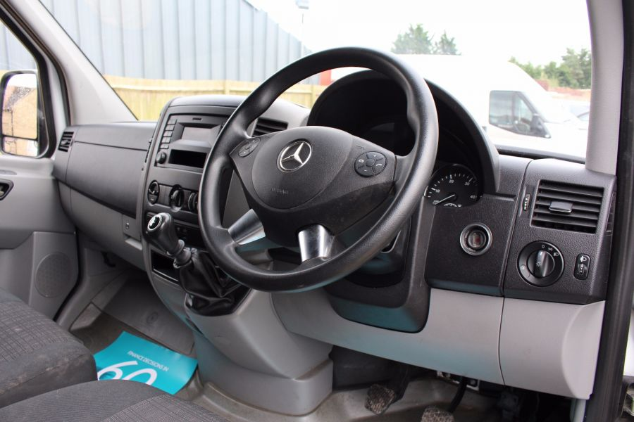 MERCEDES SPRINTER 313 CDI LWB HIGH ROOF - 5112 - 12