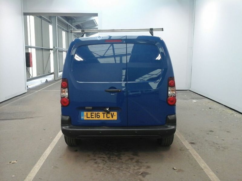CITROEN BERLINGO 625 HDI 75 L1H1 ENTERPRISE SWB LOW ROOF - 9991 - 3
