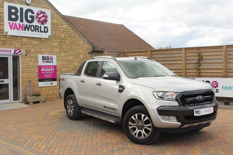 FORD RANGER WILDTRAK TDCI 200 4X4 DOUBLE CAB - 9158 - 2