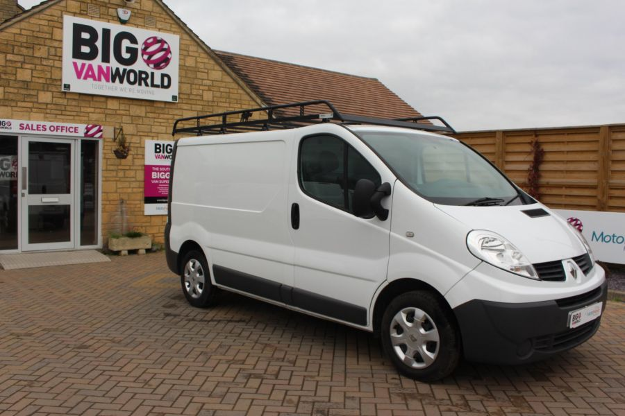 RENAULT TRAFIC SL27 DCI 115 ECO2 SWB LOW ROOF - 6914 - 2