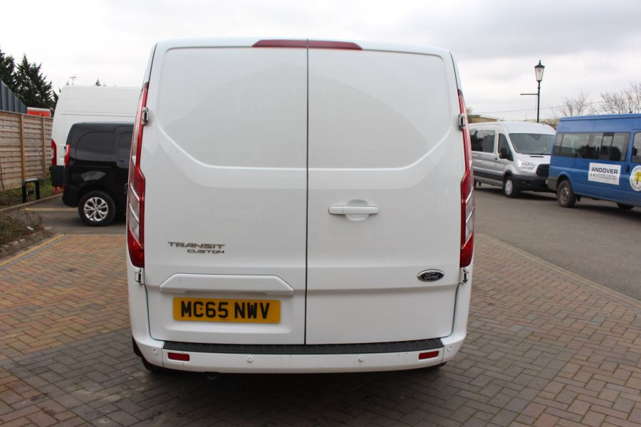 FORD TRANSIT CUSTOM 330 TDCI 125 L1 H1 LIMITED SWB LOW ROOF FWD - 9004 - 6