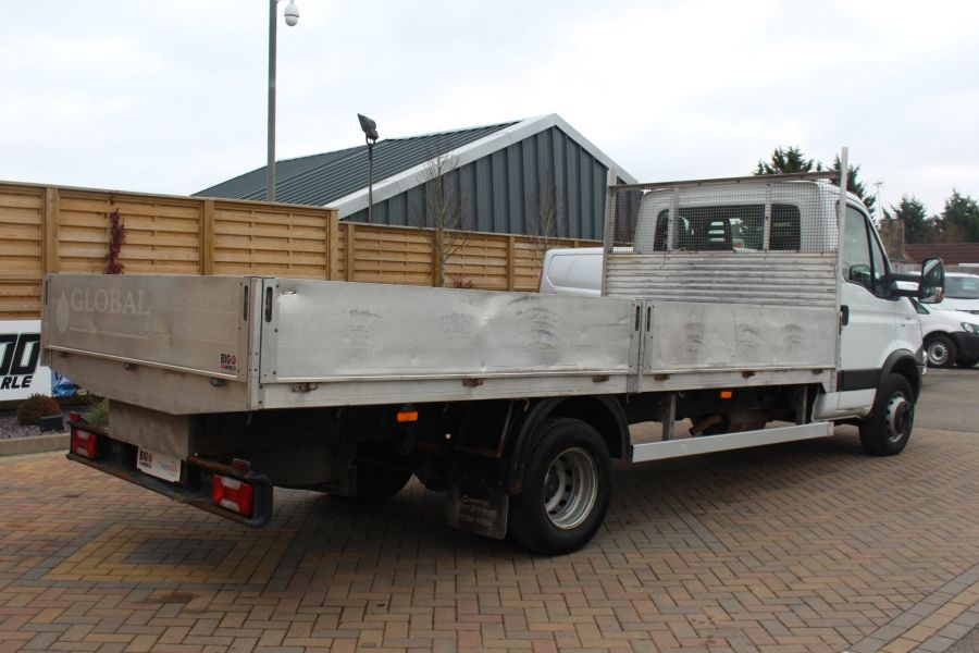 IVECO DAILY 70C17 16FT ALLOY DROPSIDE - 7217 - 5