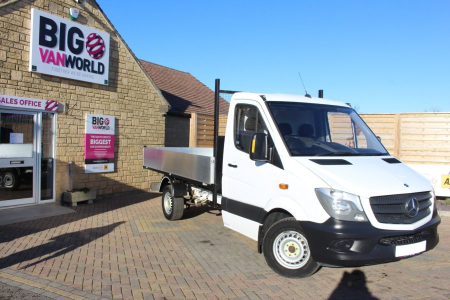 MERCEDES SPRINTER 313 CDI MWB SINGLE CAB NEW BUILD ALLOY TIPPER - 8728 - 5