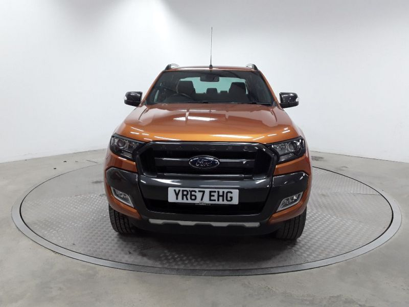 FORD RANGER WILDTRAK TDCI 200 4X4 DOUBLE CAB WITH MOUNTAIN TOP AUTO  (13959) - 12226 - 5