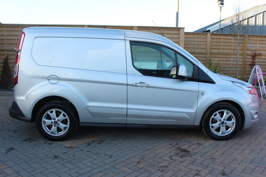 FORD TRANSIT CONNECT 200 TDCI 115 L1 H1 LIMITED SWB LOW ROOF - 7382 - 4