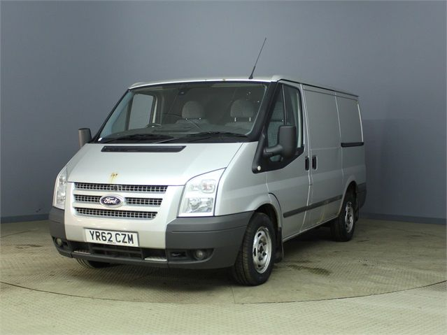 FORD TRANSIT 260 TDCI 100 TREND SWB LOW ROOF FWD - 6816 - 5