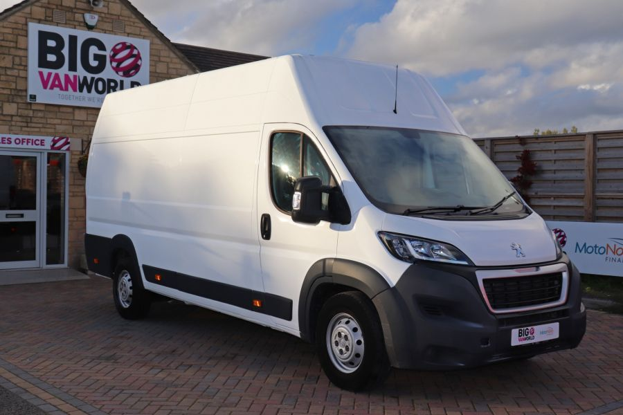 PEUGEOT BOXER 435 HDI 130 L4H3 HIGH ROOF - 9962 - 3