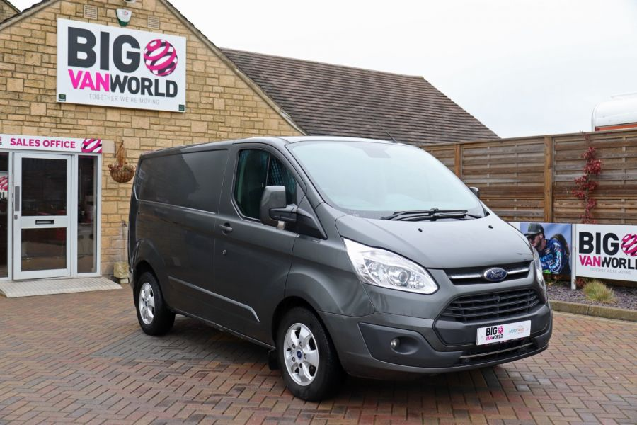 FORD TRANSIT CUSTOM 290 TDCI 170 L1H1 LIMITED SWB LOW ROOF FWD - 10514 - 3
