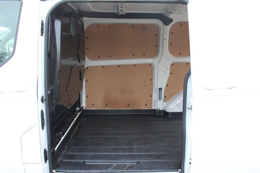 FORD TRANSIT CUSTOM 290 TDCI 155 L1 H1 SPORT SWB LOW ROOF FWD - 7036 - 21