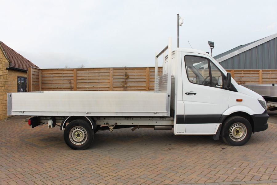 MERCEDES SPRINTER 313 CDI 129 MWB SINGLE CAB NEW BUILD ALLOY DROPSIDE - 9678 - 4