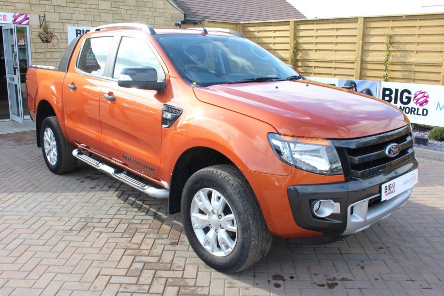 FORD RANGER WILDTRAK 4X4 DOUBLE CAB TDCI 200 - 6114 - 3