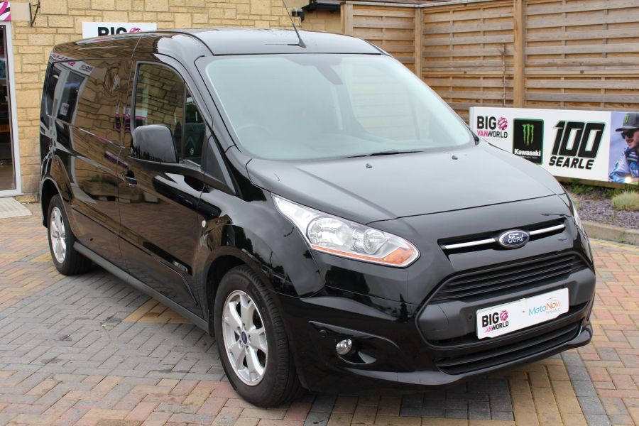 FORD TRANSIT CONNECT 240 TDCI 115 L2 H1 LIMITED LWB LOW ROOF - 9350 - 3