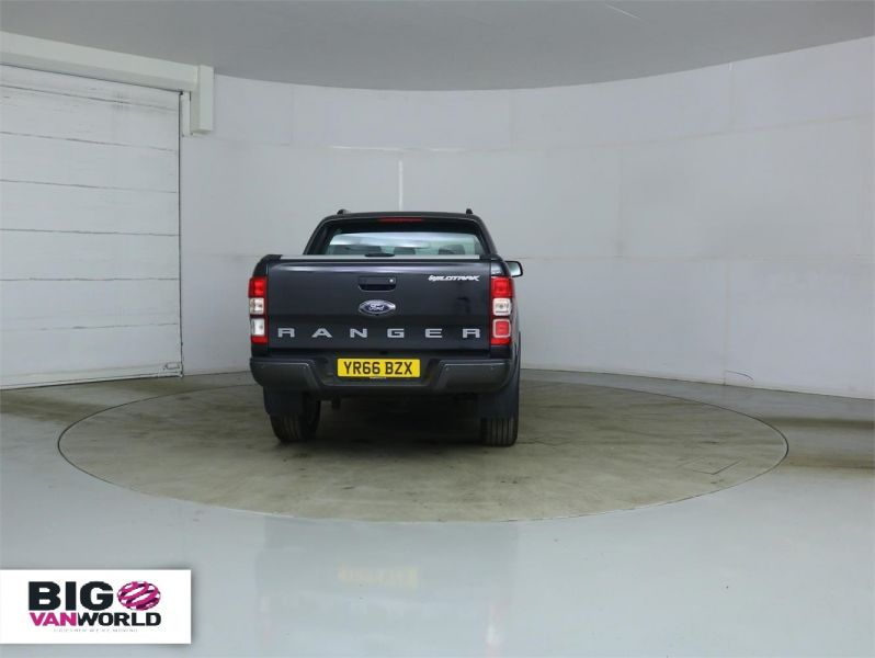 FORD RANGER WILDTRAK TDCI 200 4X4 DOUBLE CAB WITH ROLL'N'LOCK TOP - 8951 - 4
