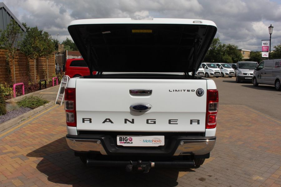 FORD RANGER 2.2 TDCI LIMITED 4X4 DOUBLE CAB WITH MOUNTAIN TOP - 6374 - 24