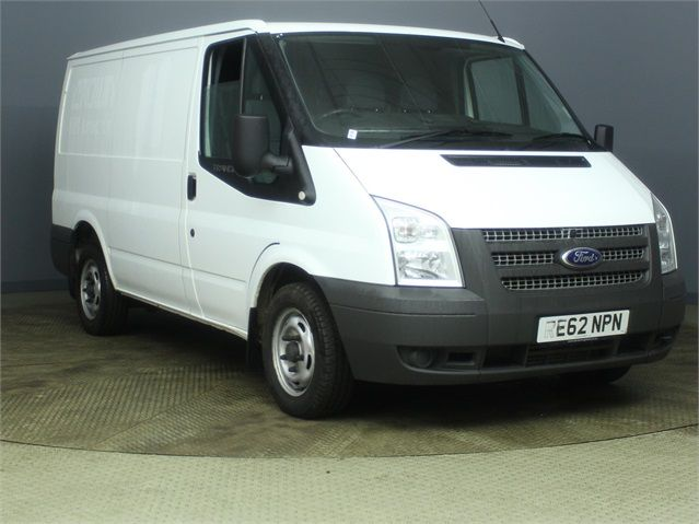 FORD TRANSIT 300 TDCI 100 SWB LOW ROOF FWD - 7264 - 1