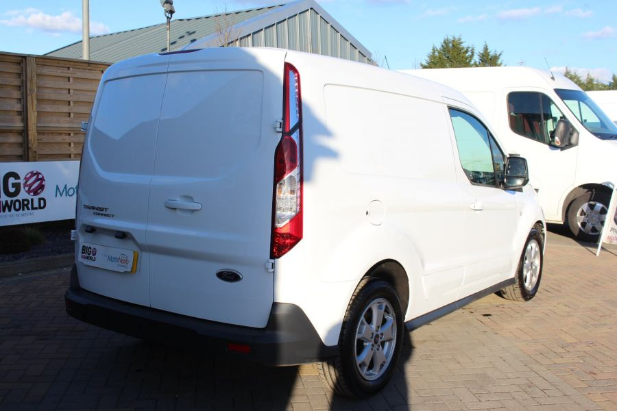 FORD TRANSIT CONNECT 200 TDCI 115 L1 H1 LIMITED SWB LOW ROOF - 7426 - 5