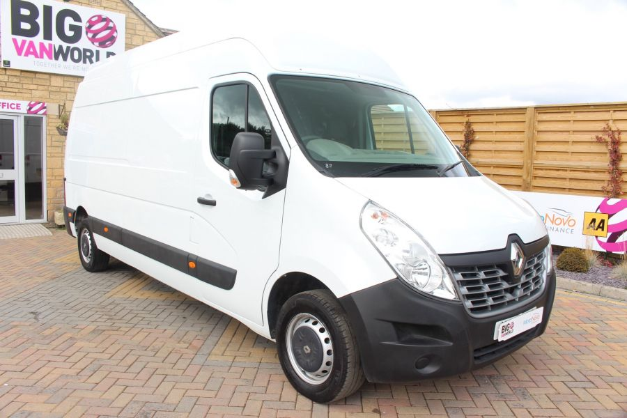 RENAULT MASTER LH35 DCI 125 BUSINESS LWB HIGH ROOF NEW SHAPE - 5678 - 3