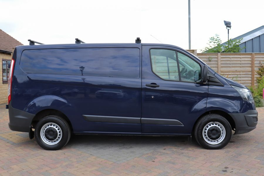 FORD TRANSIT CUSTOM 270 TDCI 100 ECO-TECH SWB LOW ROOF - 9707 - 4