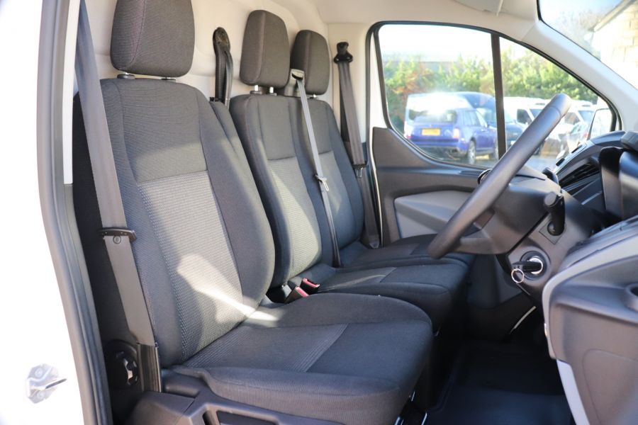 FORD TRANSIT CUSTOM 270 TDCI 105 L1H1 SWB LOW ROOF FRIDGE VAN WITH OVERNIGHT FWD - 11587 - 15