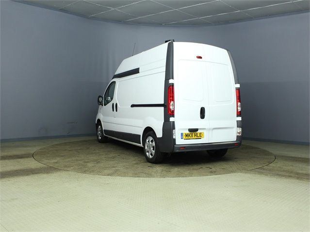 RENAULT TRAFIC LH29 DCI 115 LWB HIGH ROOF - 7432 - 4