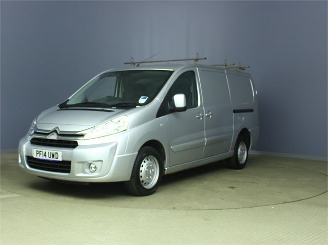 CITROEN DISPATCH 1200 HDI 125 L2 H1 ENTERPRISE LWB LOW ROOF - 6573 - 5