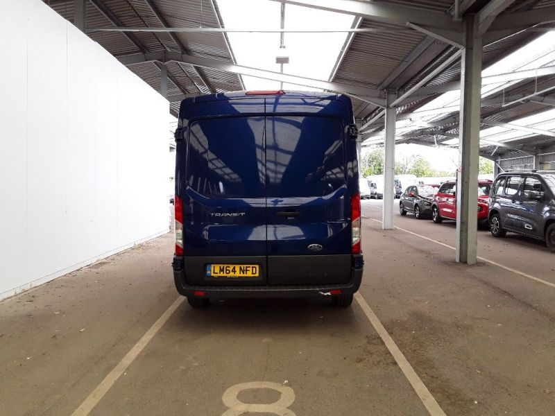FORD TRANSIT 310 TDCI 100 L2H2 MWB MEDIUM ROOF FWD - 10763 - 4
