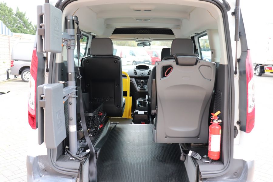 FORD GRAND TOURNEO CONNECT TDCI 95 COMBI VAN WITH WHEELCHAIR ACCESS - 11545 - 44